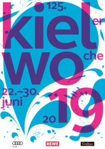 Auf zur Kieler Woche 2019